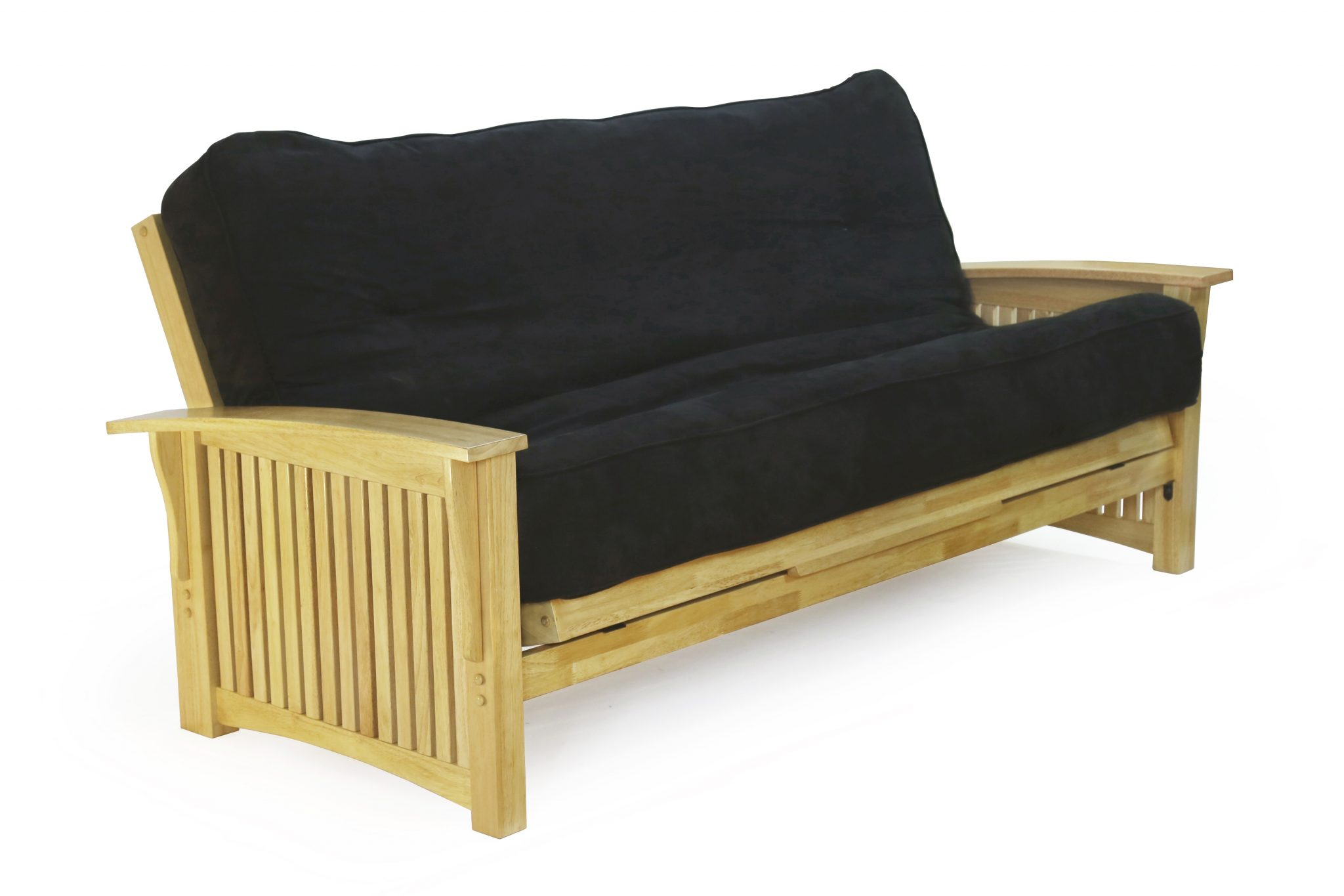 Futon Winter Arm Natural